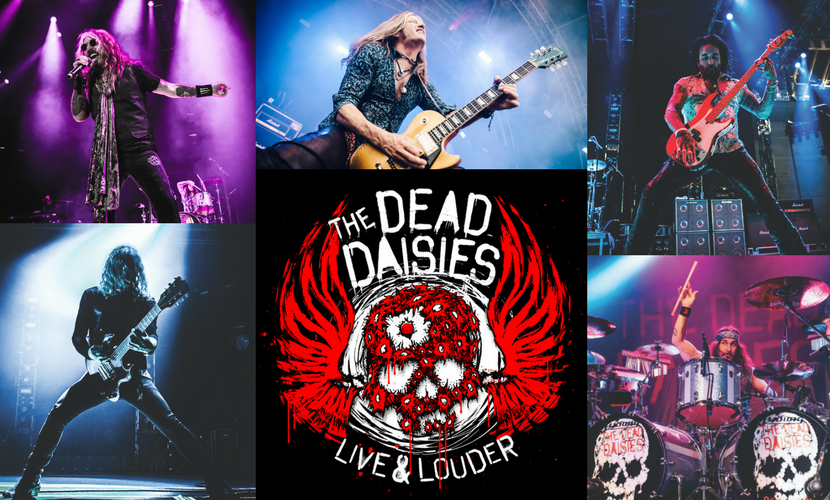 Dead Daisies Concert Review on Growin Up Rock