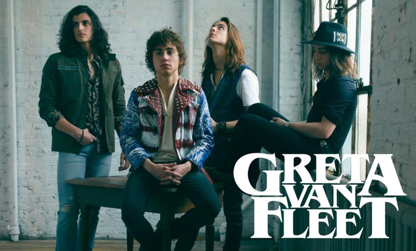 Greta Van Fleet Ep004 Growin Up Rock