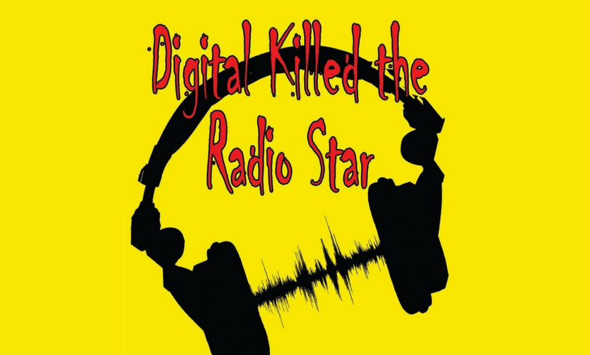 Guest Appearance on Digital Killed the Radio Star