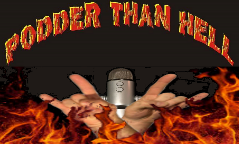 Guest Appearance on Podder Than Hell