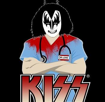 doctor love kiss